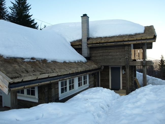 Norwegian wood houses for all
