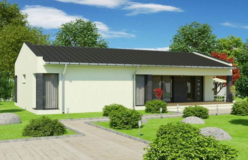 Young couple modern homes for all