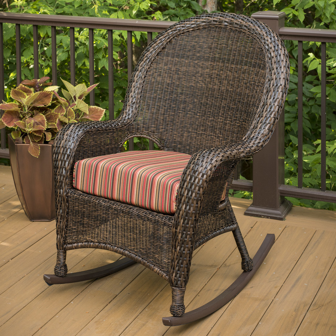 Wicker furniture for home