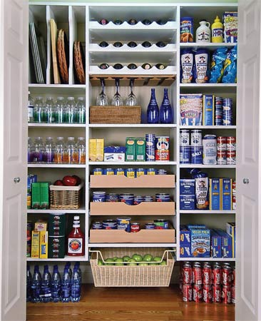 Kitchen Savers. Diy Kitchen Fridge Space Saver Organizer Table ...