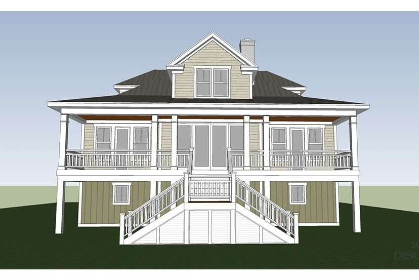 proiecte de case cu etaj si mansarda three story house plans 13