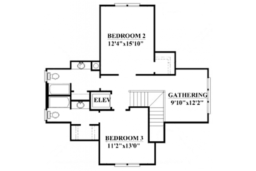 proiecte de case cu etaj si mansarda three story house plans 16