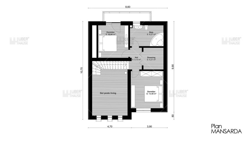 Image Result For House Plans No Dining Room