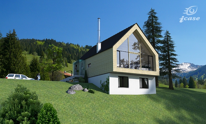 Two story small house plans for all