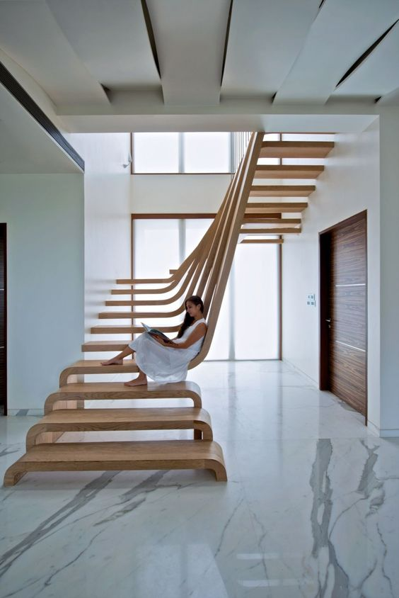 scari intrioare pentru case Interior staircase design ideas 11