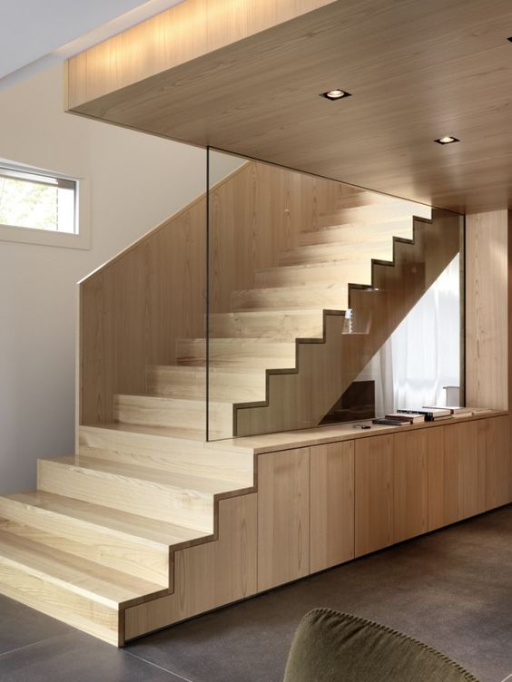 scari intrioare pentru case Interior staircase design ideas 12