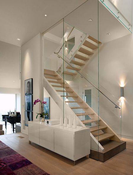 scari intrioare pentru case Interior staircase design ideas 14