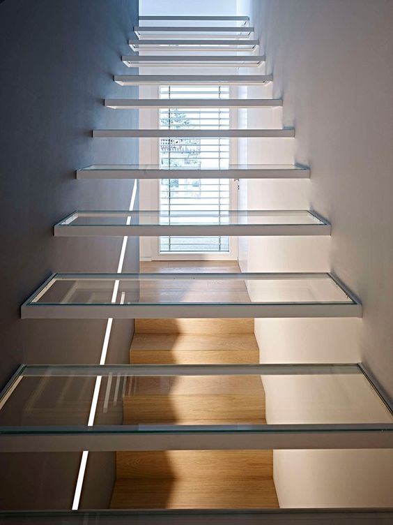 scari intrioare pentru case Interior staircase design ideas 16