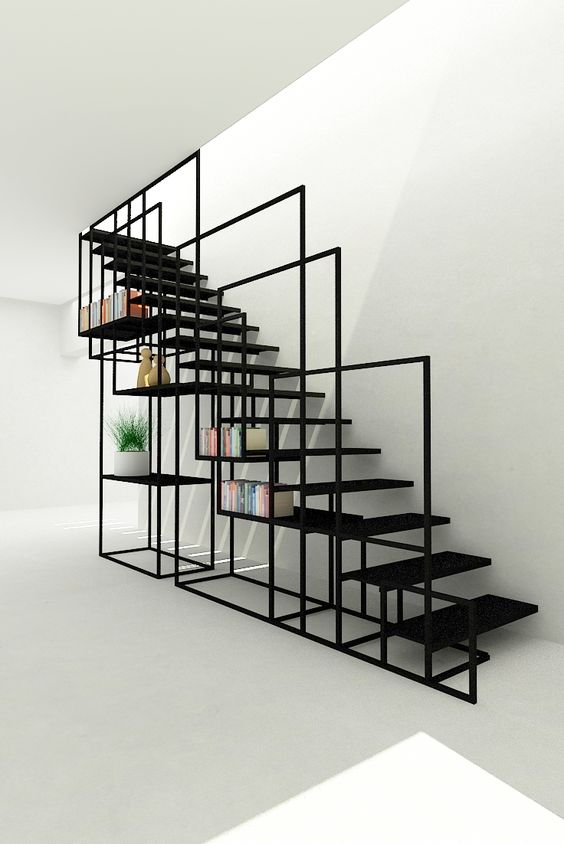scari intrioare pentru case Interior staircase design ideas 19