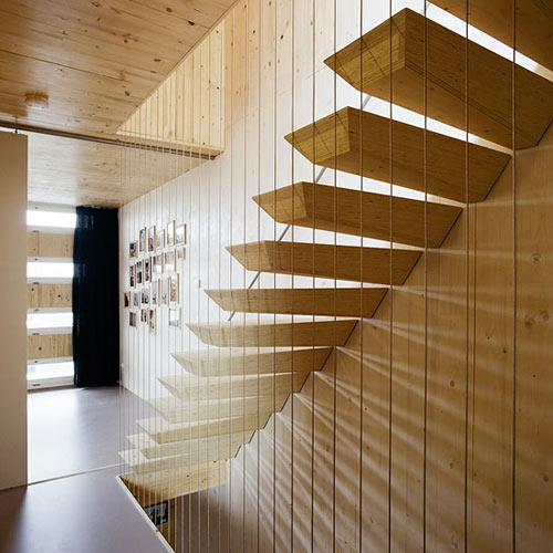 scari intrioare pentru case Interior staircase design ideas 8