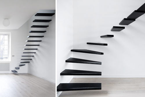 scari intrioare pentru case Interior staircase design ideas 9