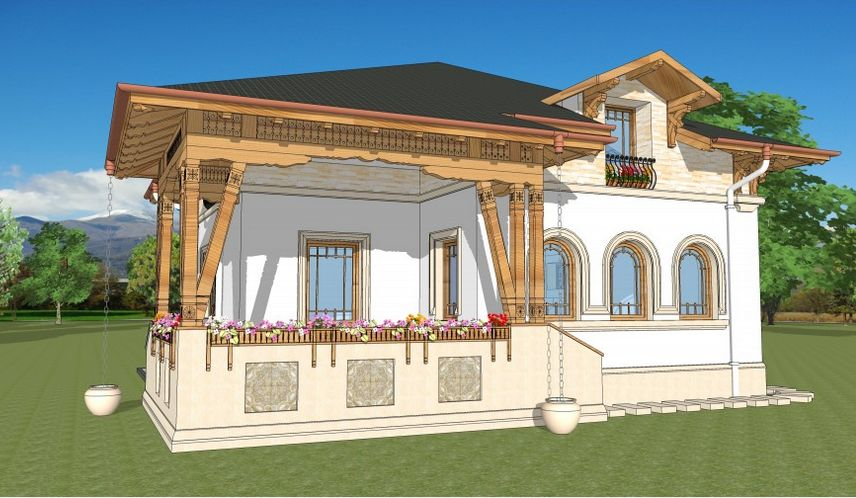 Romanian architectural styles for all