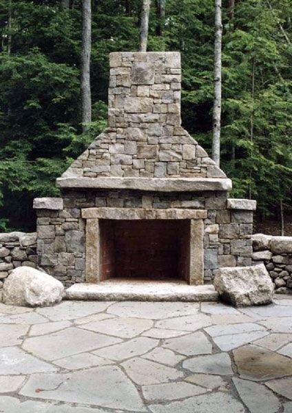 Outdoor stone ovens 13 practical and aesthetic ideas houz buzz - Best compost for flower pots solutions within reach ...