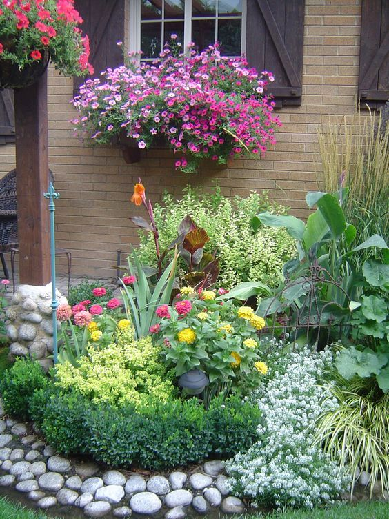 Awesome Flower Garden Design Ideas Gallery - Rugoingmyway.us ...
