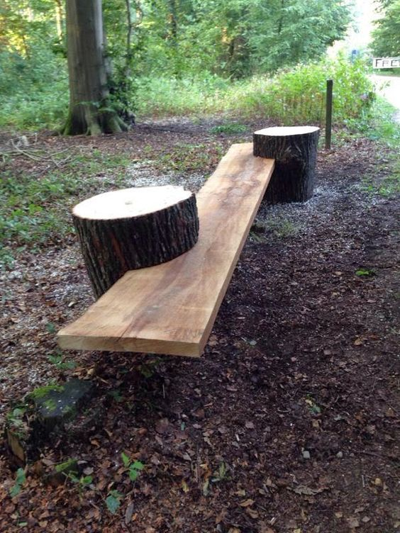 Garden wood benches ideas for all