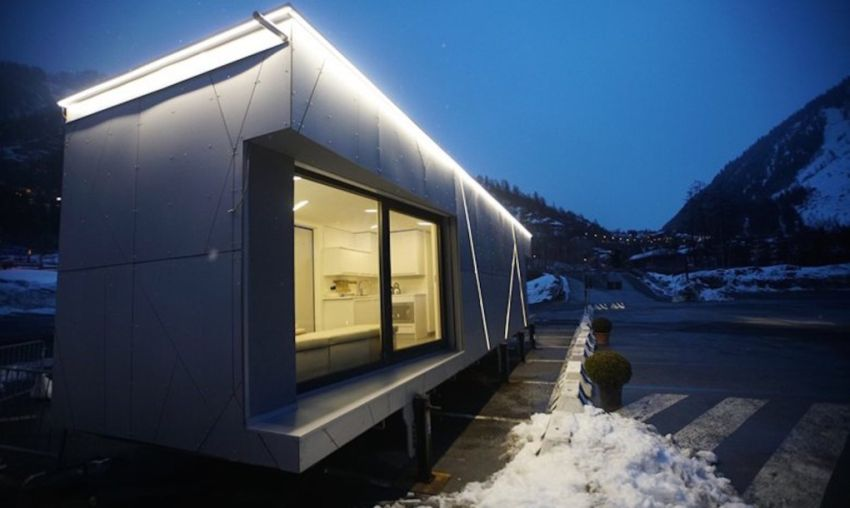 Biosfera the passive house that ffits anywhere houz buzz - Biosfera the passive house that fits anywhere ...