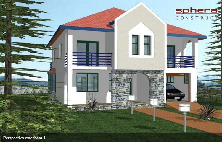 Two story modern house plans houz buzz Modern two story homes