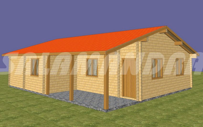Solid wood house plans aesthetic and functionality houz buzz - Solid wood house plans ...