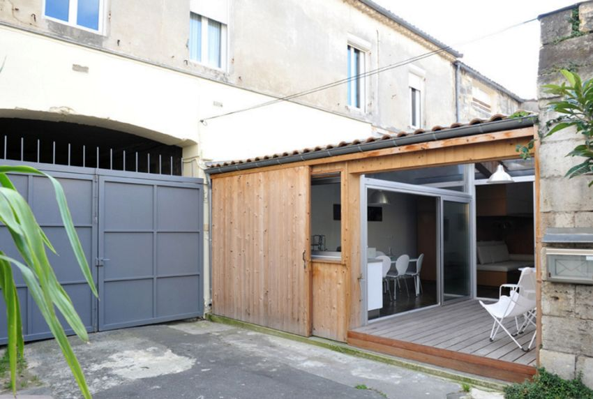 case facute din garaje Garages converted into homes 2