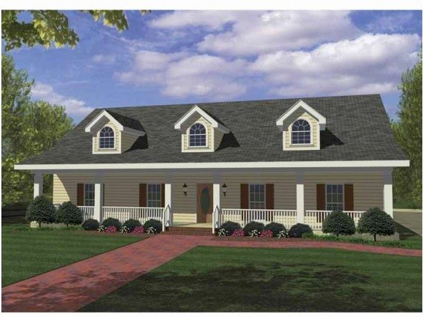 Single story 4 bedroom house plans houz buzz for 4 bedroom ranch style home plans
