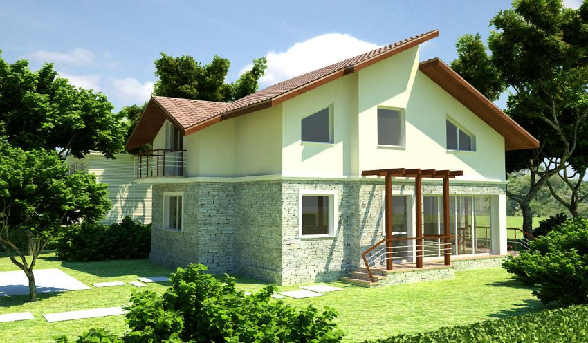 case mici cu trei dormitoare Small three bedroom house plans 2