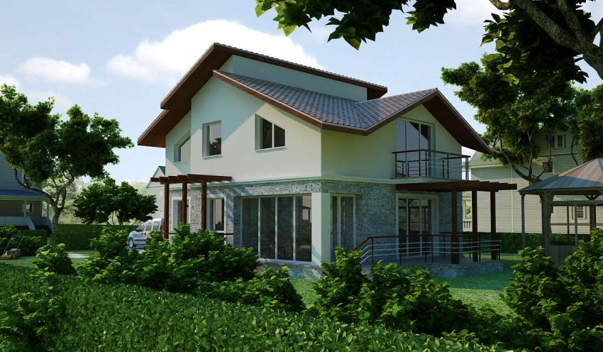 case mici cu trei dormitoare Small three bedroom house plans 3