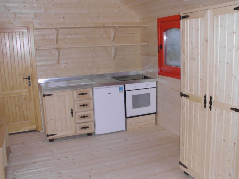 case mobile din lemn Wooden mobile homes 11