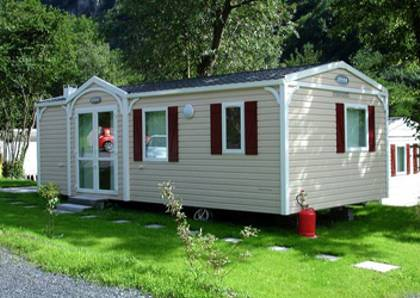 case mobile din lemn Wooden mobile homes 4