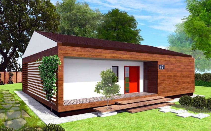 Light frame house plans for all