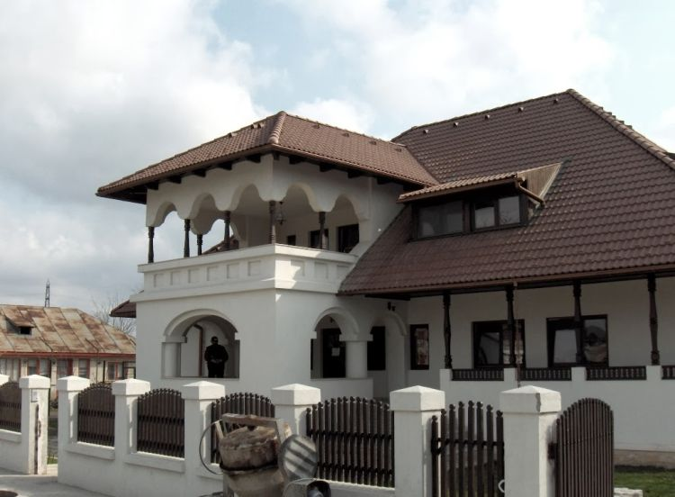case traditionale romanesti romanian traditional houses 5