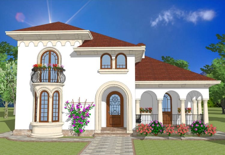 Romanian traditional houses for all