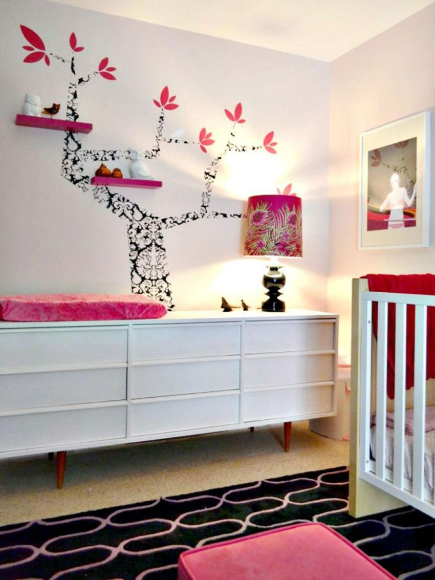 decoratiuni pentru camera copilului Kid's room decorating ideas 5