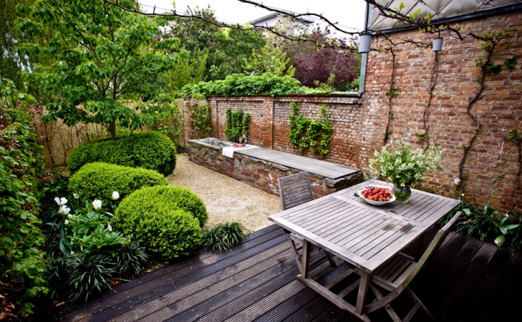 French style gardens