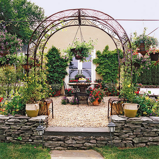 Small flower garden landscaping ideas
