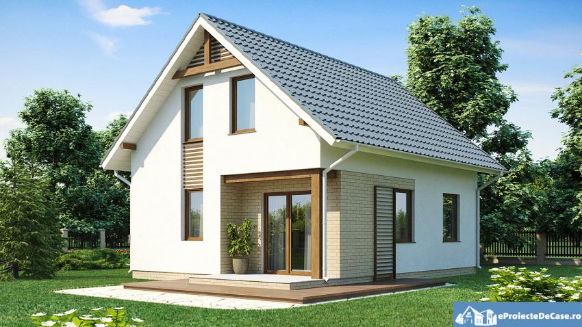 Attic houses under 100 square meters houz buzz - Houses atticsquare meters ...