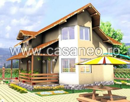 case din panouri termoizolante Sandwich panel homes 20