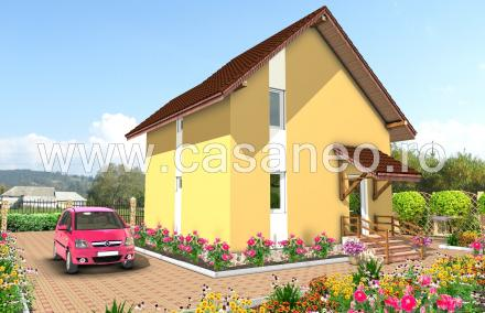 case din panouri termoizolante Sandwich panel homes 3