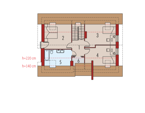 case mici sub 100 de metri patrati Small houses under 100 square meters 12