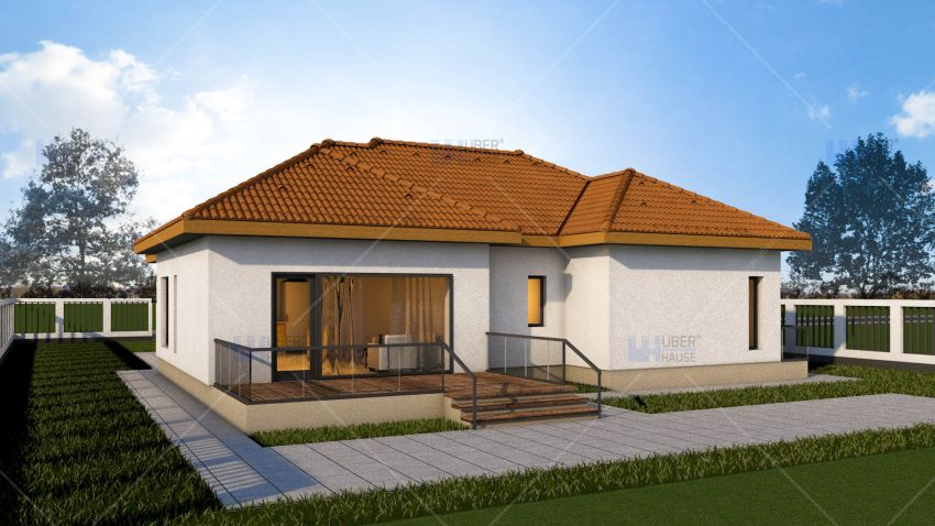 case mici sub 100 de metri patrati Small houses under 100 square meters 5