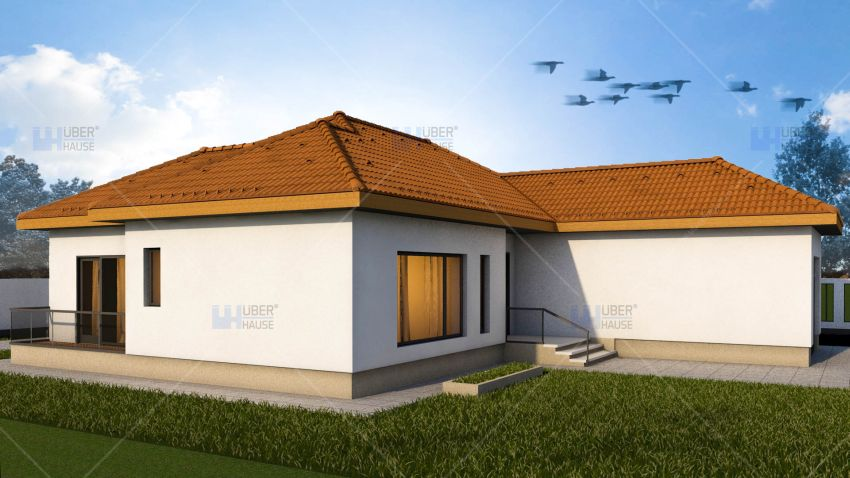case mici sub 100 de metri patrati Small houses under 100 square meters 6