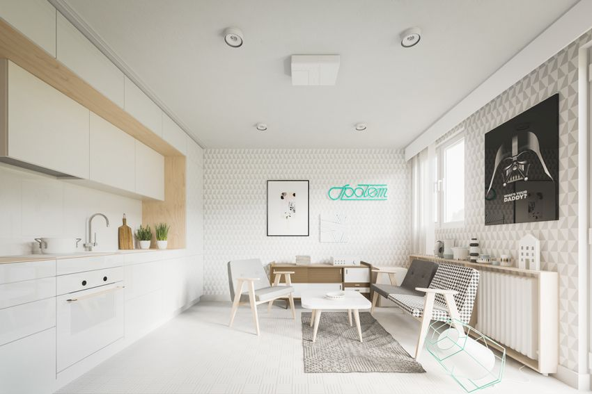 cum amenajam un apartament sub 50 de metri patrati home designs for apartments under 50 square meters 1