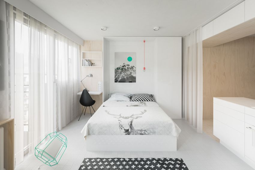 Case study home designs for apartments under 50 square meters houz buzz - Case study small apartment ...