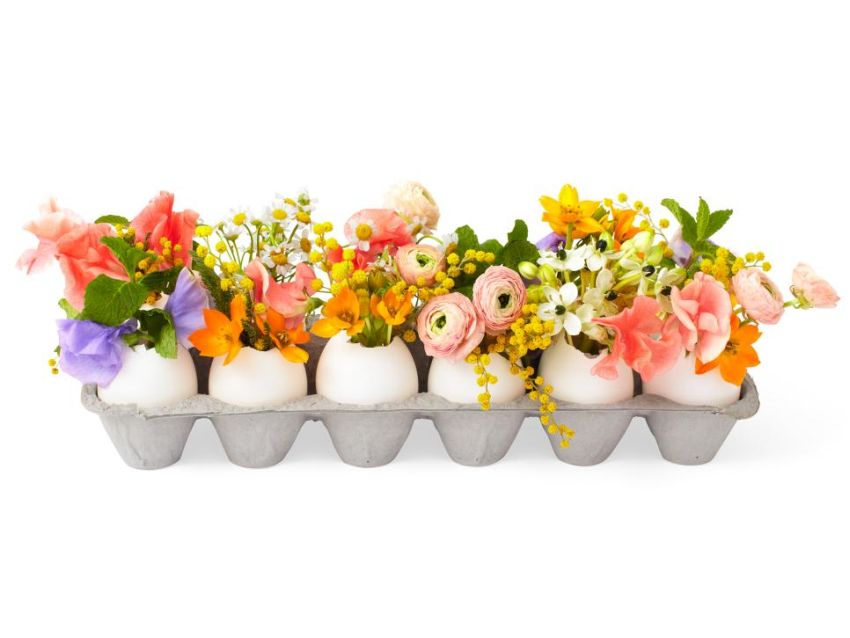 decoratiuni pentru masa de Paste Table Easter decorations 8