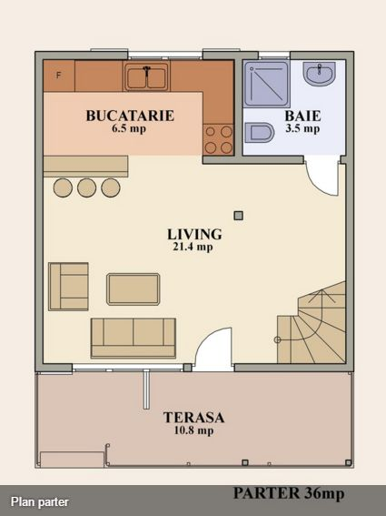 70 square meter house plans plenty of space houz buzz for Small house design 80 square meter lot