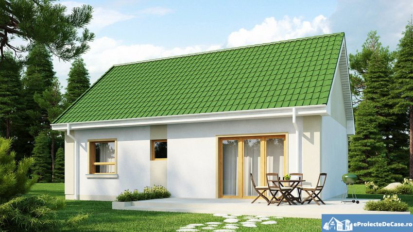 70 square meter house plans plenty of space houz buzz - Houses atticsquare meters ...