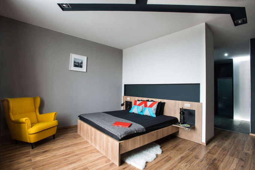 apartament contemporan contemporary apartment 6