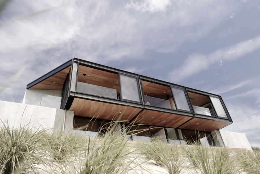 The passive home in Christchurch