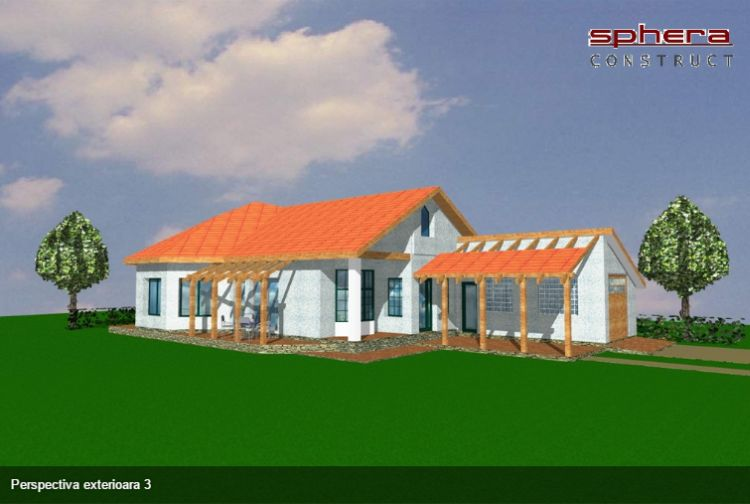 case cu parter si 3 dormitoare three bedroom house plans 2