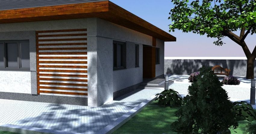 case cu parter si 3 dormitoare three bedroom house plans 6