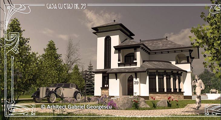 Romanian architecture at its best